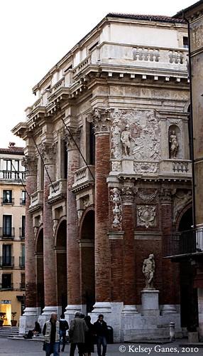 Vicenza, Palazzo del Capitaniato, Andrea Palladio, architecture, Renaissance, 16th century, Italy, Italia, Veneto