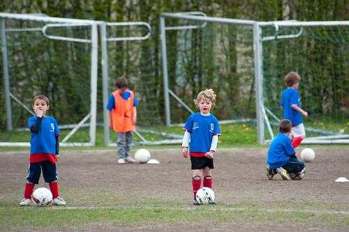 Jan voetbal!