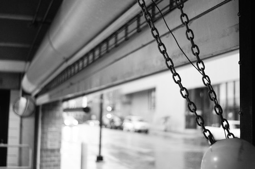 106/365 (Chain Garage)