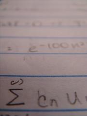RPI - Sigmas and Exponentials