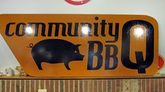 community q - the sign by foodiebuddha