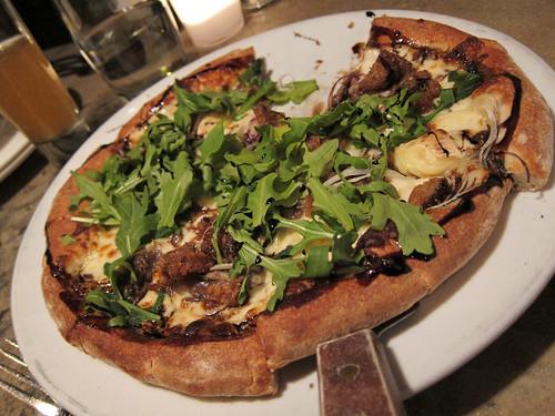 Duck Confit Pizza @ Rustico
