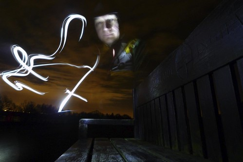 yet more light painting