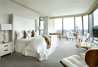 Kleinhelter condo bedroom