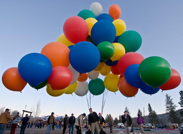 Winthrop Hot Air Balloon Roundup