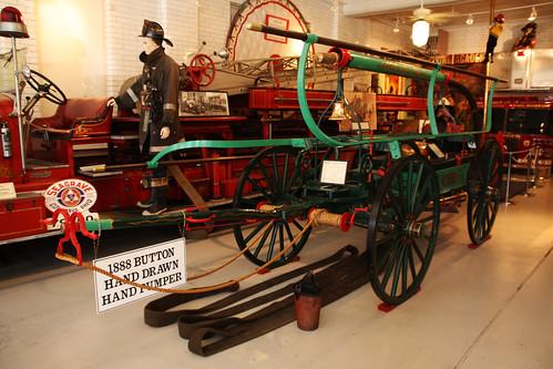 Ye Olde Hand Pumped Fire Engine
