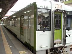 JR キハ112系(JR KiHa 112 Series)