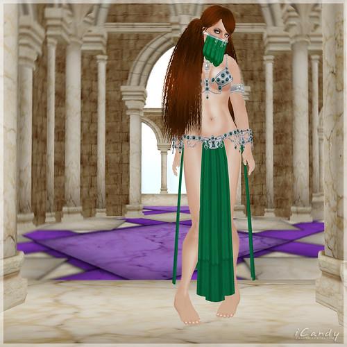 Emerald Silks
