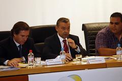 Las Jornadas de Participación Juvenil fueron inauguradas por Rivero