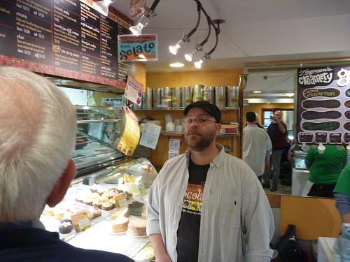 Paul, the cheesemonger