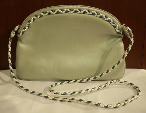 Vintage Handbag Grey  Faigen