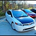 Any Fa5 White Civics With A Black Roof 8th Generation Honda Civic Forum