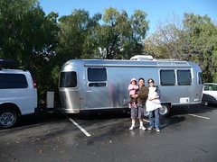 Mali Mish This family just had a 3rd baby, and they're gearing up to hit the road full time in an Airstream.