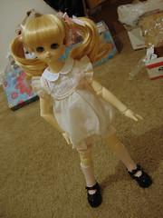 Cute Doll; Messy Room