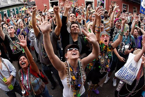 Mardi Gras: How to Survive the Madness