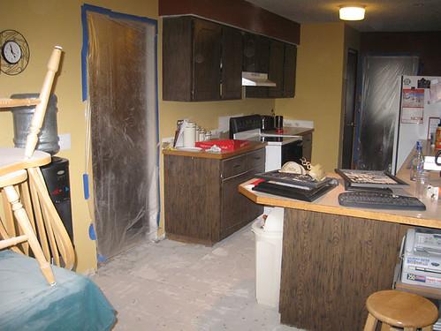 Kitchen - 2-14-10
