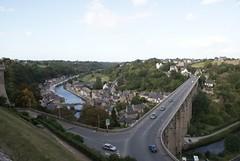 Dinan - Rance met viaduct