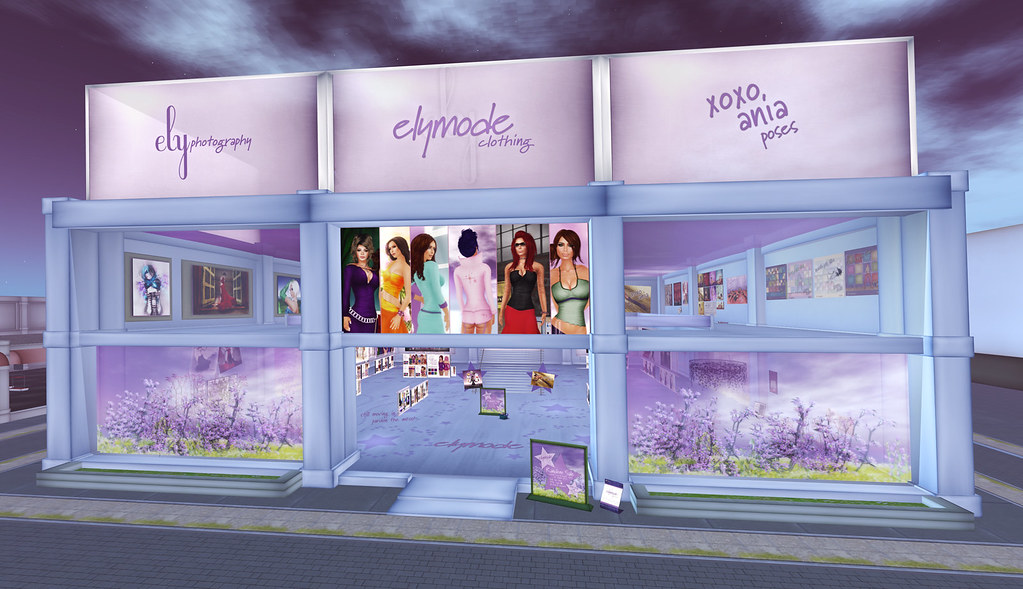 *elymode* new main store