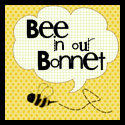 125 bee button