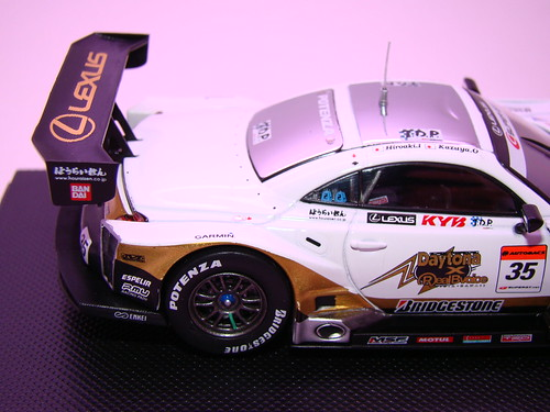 EBBRO KRAFT SC430 SUPER GT 2009 NO (5)