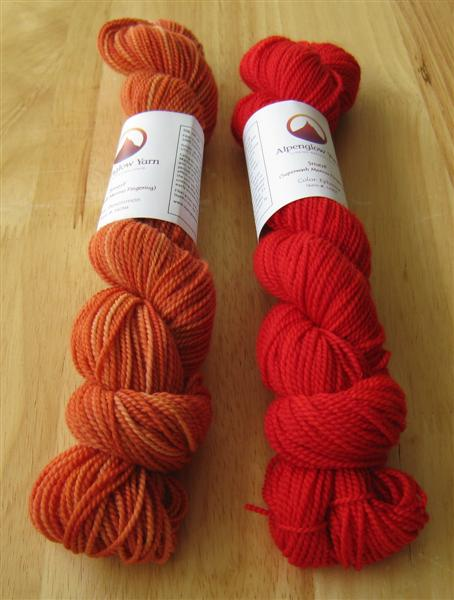 Superwash Merino Fingering (SMerF)