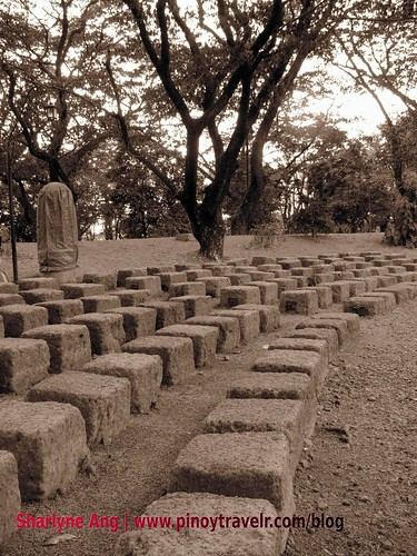 Audience Seats of Rizal's Death in Luneta Park