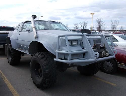 Oldsmobile Cutlass 4x4