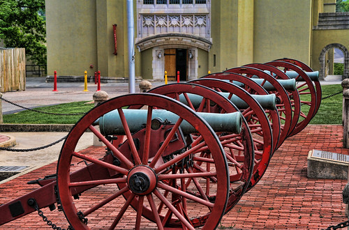The Cannons of VMI
