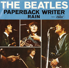 The Beatles Paperback Writer Single