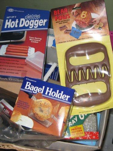 Idle gadgets