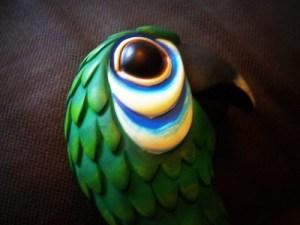 papegaaienkop