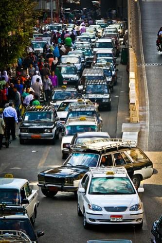Cairene traffic
