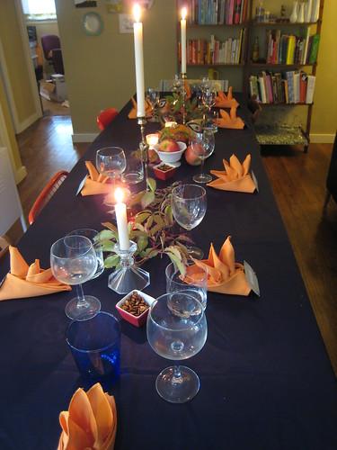 Sep '09 dinner party
