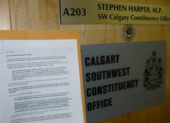 Letter to Prime Minister Stephen Harper re his decision to prorogue Parliament