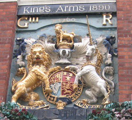 Old London Bridge Coat of Arms