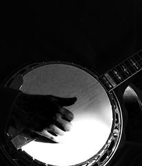 banjo hand