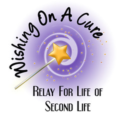 RFL logo 2010: Wishing on a Cure