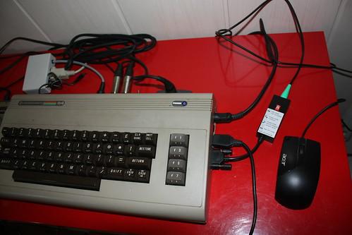 el equipo para lives más molón: micromys, c64, mssiah, electribe er-1 y kaosspad mini