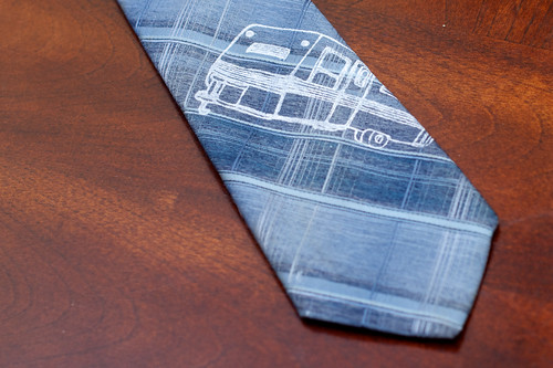 Airstream Trailer Tie