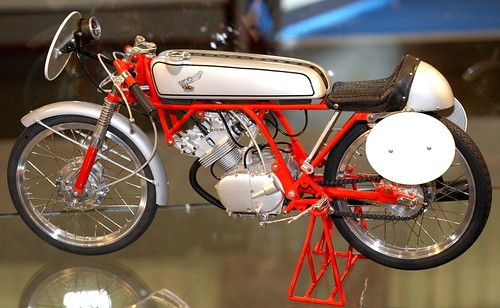 Ebbro Honda