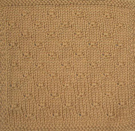 Wildflower Knot Stitch