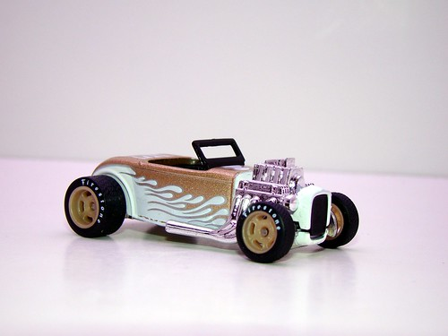 hot wheels waynes garage street rodder (3)