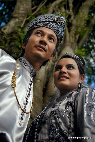outdoor portraiture | aishah & ruzaini