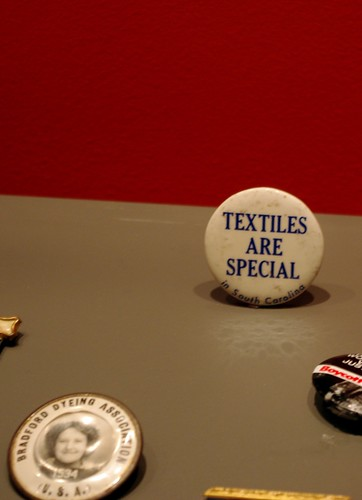 Textiles are Special