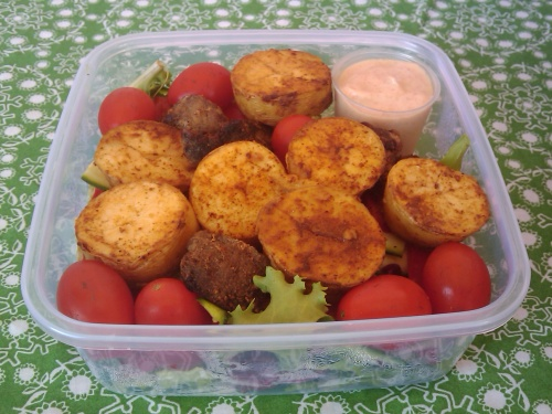 #404 - Paprika Potato Salad