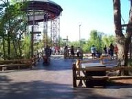 Cedar Point - Shoot the Rapids Viewing Area