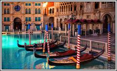 Venetian Gondolas, Las Vegas