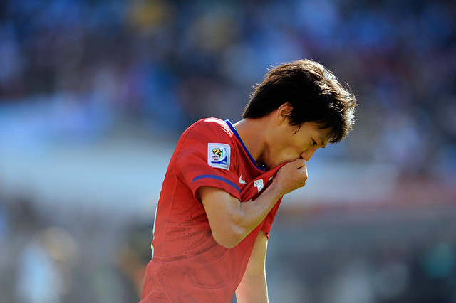 World Cup 2010 South Africa: Argentina v Korea Republic