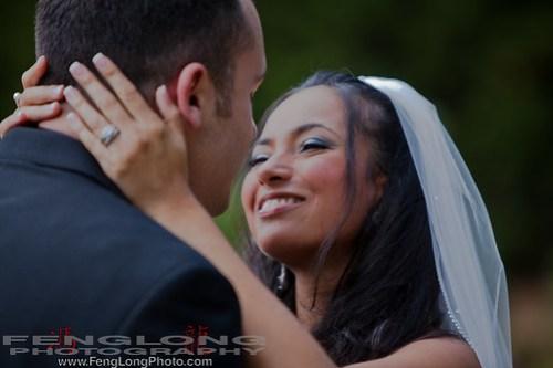 Nayla & Kyle Thompson Wedding - Little Gardens, Atlanta, Georgia