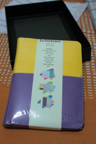 Schutzen Notebook 1